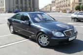 Аренда Mercedes S 220