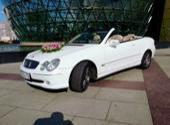 Аренда  Mercedes Cabrio